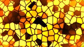 4 запятнанного стекла Стоковое фото RF