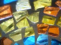 запятнанное стекло Стоковая Фотография