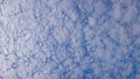 запятнанные облака Стоковые Изображения
