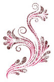 запятнанный цветок ветви Стоковые Изображения