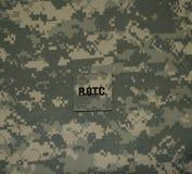 Заплата Соединенных Штатов ROTC на ACU Стоковые Изображения