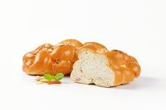 заплетенная помадка хлеба Стоковое фото RF