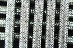 заплетенные линии Стоковые Фотографии RF
