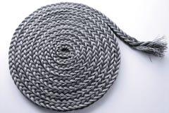 Заплетенный крен веревочки Стоковая Фотография