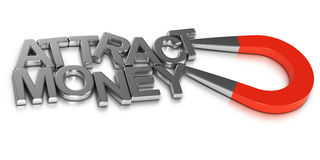 Заработайте деньги легко иллюстрация вектора