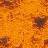 Зарево увяло картина пламени естественная Стоковое Изображение