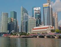 заречье финансовохозяйственный singapore Стоковое Фото