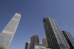 заречье централи дела Пекин Стоковая Фотография RF