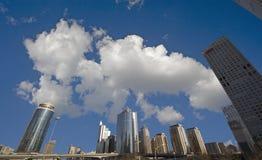 заречье централи дела Пекин Стоковые Фото