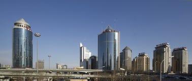 заречье централи дела Пекин Стоковое Изображение