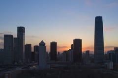 заречье централи дела Пекин Стоковые Изображения RF