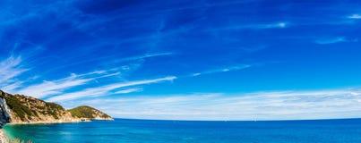 заречье moscow один панорамный взгляд Стоковая Фотография