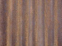 Заржаветая предпосылка текстуры поверхности плиты цинка стоковое изображение