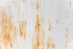 Заржаветая серая стена металла Стоковое Фото