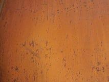 Заржаветая сталь стоковое фото