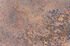 Заржаветая сталь Стоковые Изображения RF