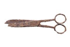 заржаветые ножницы стоковое фото rf