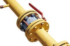 заржаветый клапан Стоковое фото RF