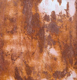 Заржаветый стальной лист, там не заржавет полностью листу некоторое заржаветому никакому зоны все еще созданный он создал картину стоковые фотографии rf