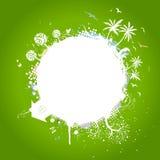заройте зеленый цвет Стоковая Фотография