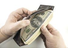 зарплата Стоковая Фотография RF