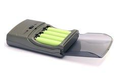 заряжатель батареи Стоковые Фото