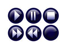 застегивает игрока иллюстрация вектора