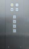 застегивает лифт Стоковое Фото