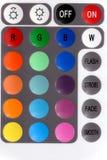 застегивает цветастой Стоковое Изображение RF