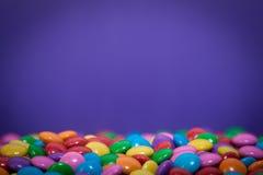 застегивает шоколад Стоковые Изображения