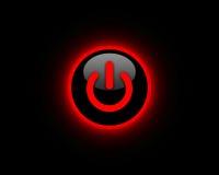 застегните силу красной Стоковые Изображения RF
