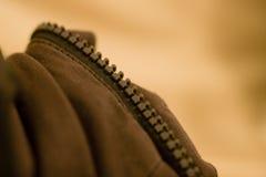 застежка -молния Стоковое Фото
