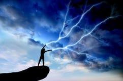 застежка -молния Стоковые Изображения RF