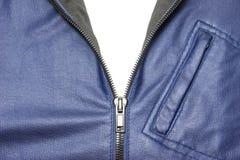 Застежка-молния на куртке 1 стоковые изображения rf
