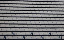 Застекленная крыша на доме стоковая фотография