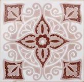 застекленные португальские плитки традиционные Стоковое фото RF