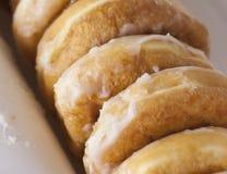 застекленные donuts Стоковые Изображения