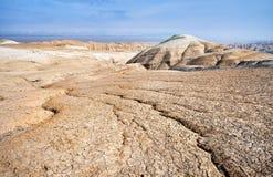 Засуха в пустыне стоковые фотографии rf