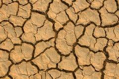 Засуха, глобальное потепление, окружающая среда изменяет внезапно Стоковые Изображения