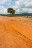 засуха Испания Стоковая Фотография