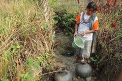 Засуха Стоковое Изображение RF