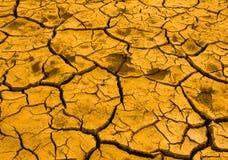 засуха backhander стоковая фотография