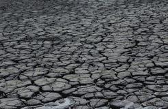 засушливая грязь Стоковые Фотографии RF