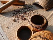 Засыхание spices натюрморт Стоковая Фотография RF