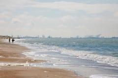 затаите zeebrugge Стоковое Фото