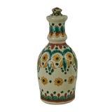 затвор бутылки керамический Продукт handmade глины  Стоковое Изображение