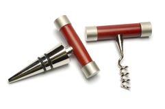 затвор ручки штопора Стоковые Изображения RF