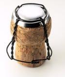 затвор шампанского Стоковые Фотографии RF