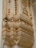 Затейливый индийский каменный высекать Стоковая Фотография RF