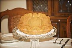 Затейливый торт Стоковые Фото